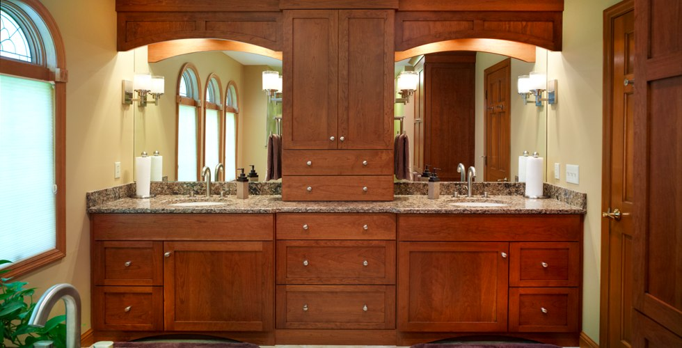 Bathrooms Cabinetry By Design