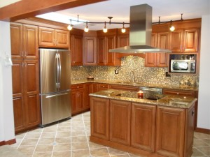 After Picture of Kitchen Remodeling Project